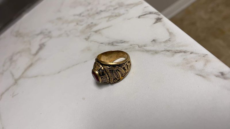 A Philadelphia man is set to be reunited with a class ring he lost almost 30 years ago. ...