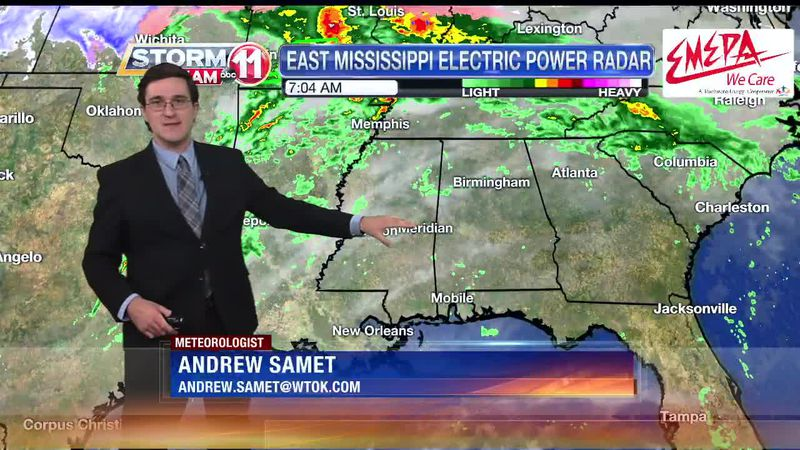 Today's Weather - Andrew Samet - January 25th, 2021
