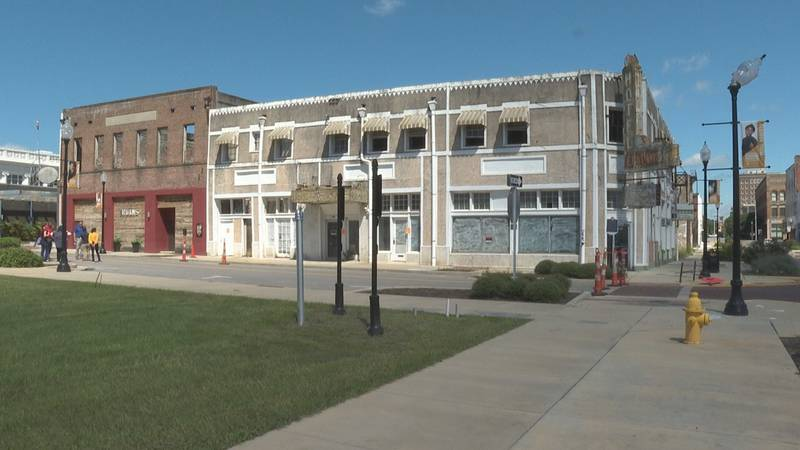 The owner of The Ruins in Meridian is fearful of losing his building due to a new concern with...