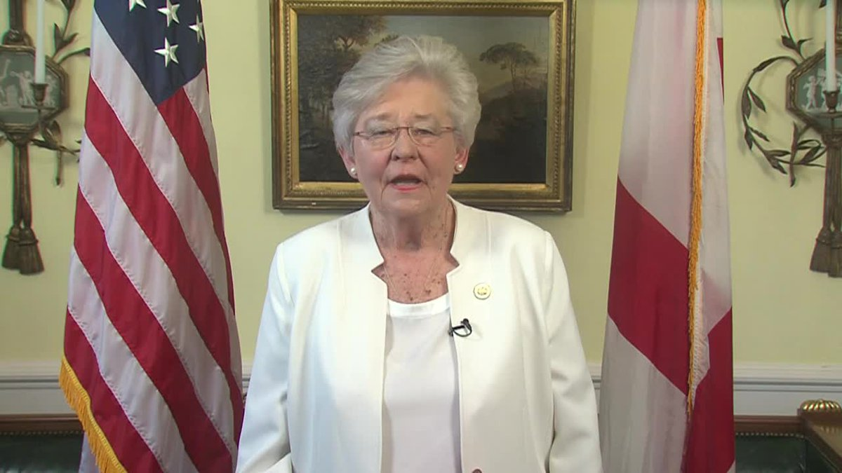 Alabama Gov. Kay Ivey declared Friday, June 18, a holiday for state employees.