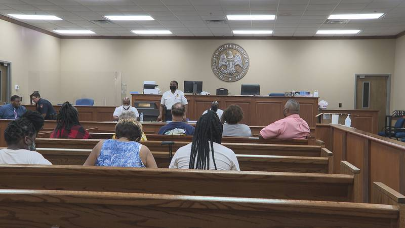 Citizens shared their concerns and frustrations with Chief Young, MPD and Ward 2 Councilman...