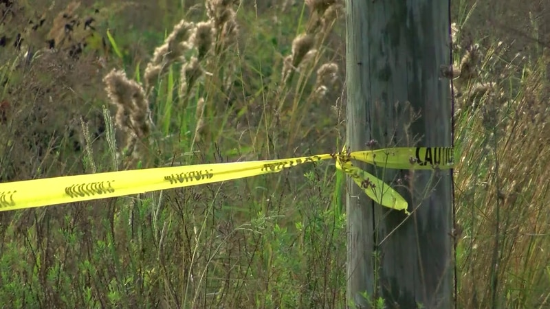Skeletal remains were discovered Saturday morning about half-mile from where Leslie Ann Smith's...