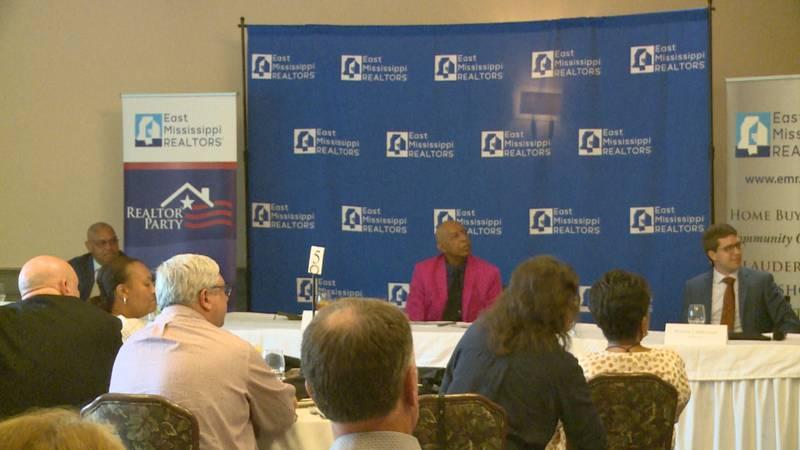 Meridian mayoral forum hosted by East Mississippi Realtors