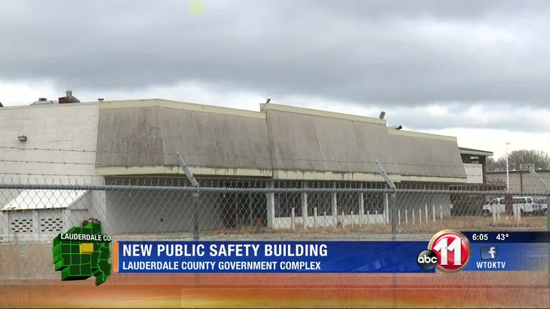 Next steps taken on Lauderdale County Government Complex