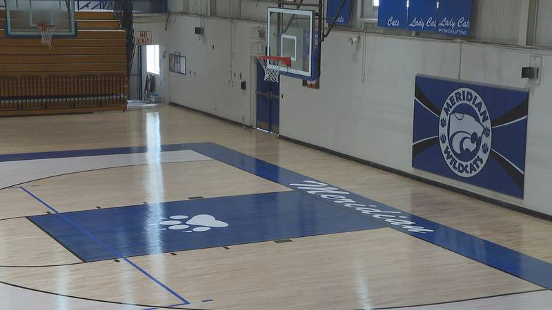The Wildcats get a remodeled gymnasium after years of waiting.
