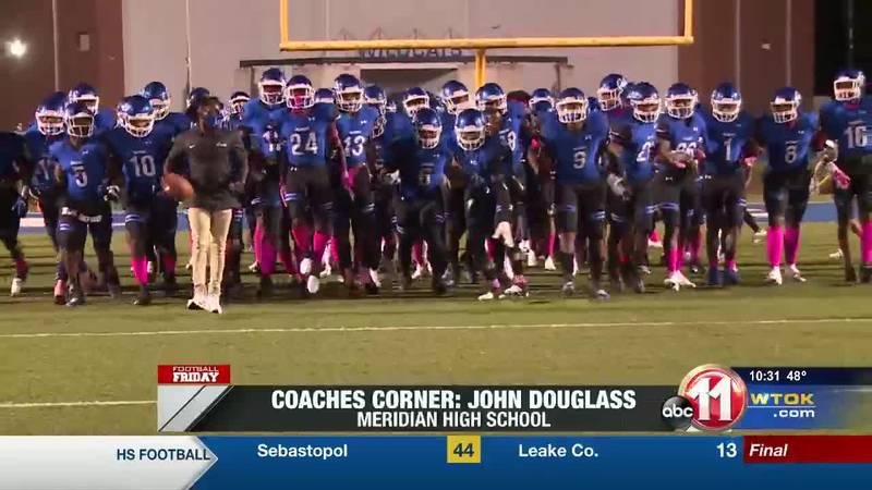 Coaches Corner: Coach John Douglass (Meridian Wildcats)