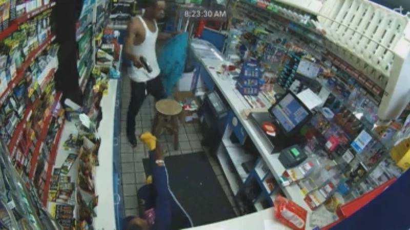 An arrest has been made in a case that involves robbery, shots fired, attempted carjacking and...