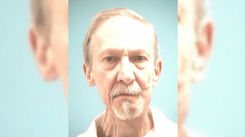 68-year-old Rick Roberson was taken to a Rankin County hospital from Central Mississippi...