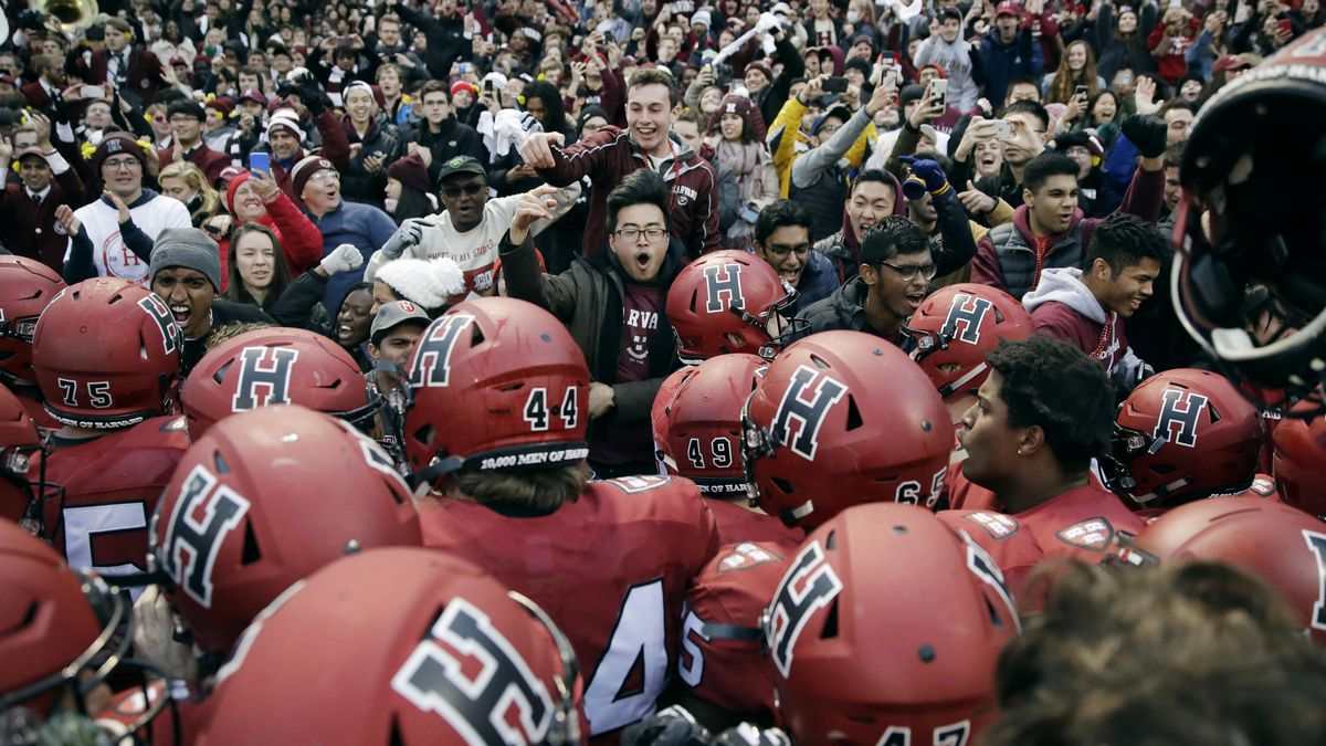 The Ivy League on Wednesday became the first Division I conference to say it will not play sports this fall because of the coronavirus pandemic, a person with knowledge of the decision told The Associated Press.