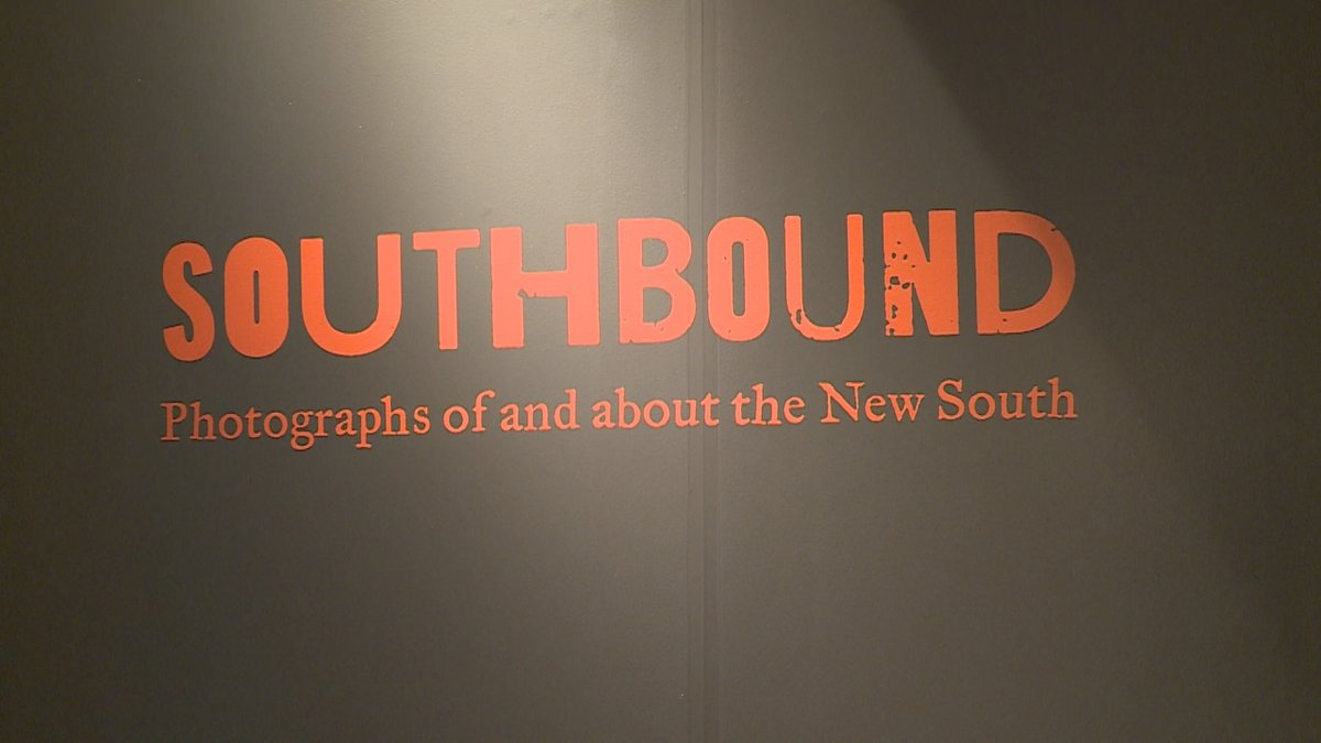 The MAX and Meridian Museum of Art partnered to spit all 220 photographs of the new exhibit...