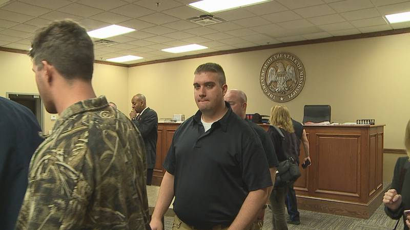 The Justice Department announced Wednesday that former Meridian police officer, Daniel Starks,...