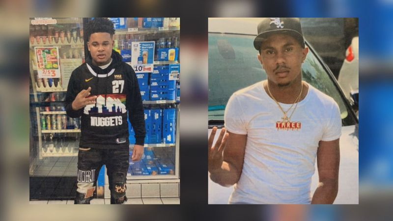 Quaveon Hopkins, Aceon Hopkins are wanted for their involvement in the shooting at Uptown...