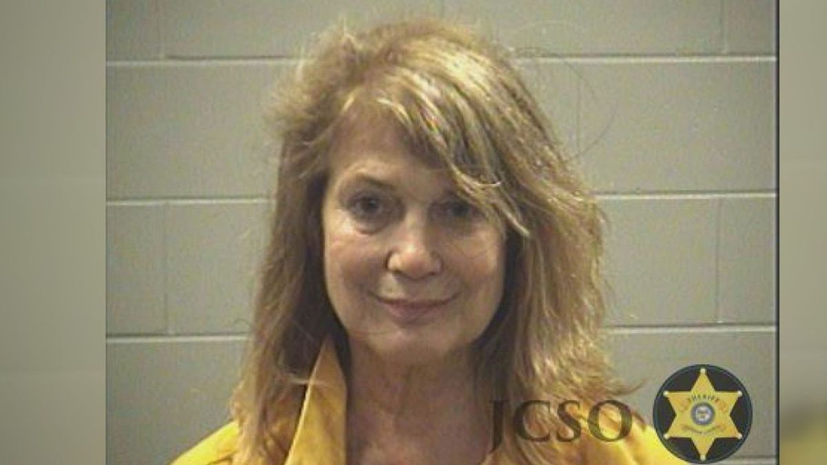Former Ocean Springs Mayor Connie Moran was arrested and charged with public drunk. (Source: Jackson County Jail/WLOX)