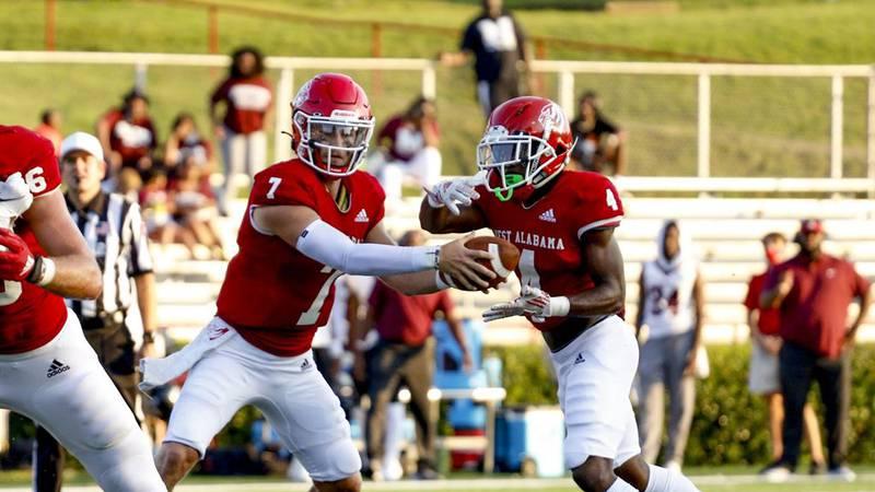 West Alabama prepares to take on North American University at Tiger Stadium