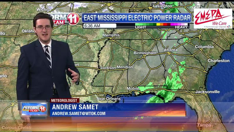 Today's Weather - Andrew Samet - January 15th, 2021