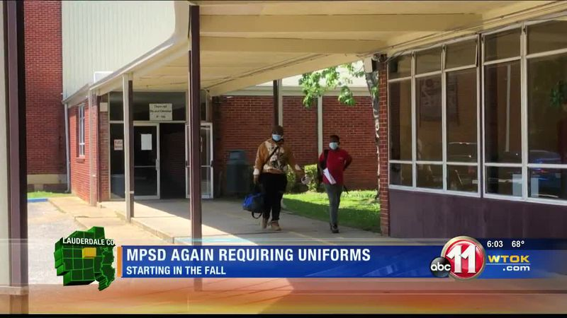 MPSD returns to wearing uniforms
