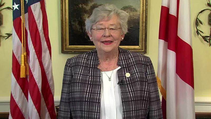 Gov. Kay Ivey announced Monday that Alabama's COVID-19 public health order will end May 31 and...