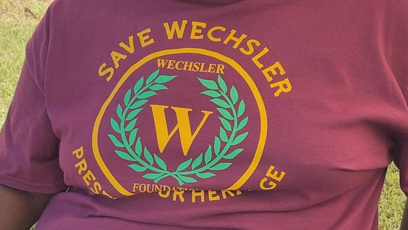 The annual Wechsler Day was held Saturday at the historic Wechsler School to restore the...