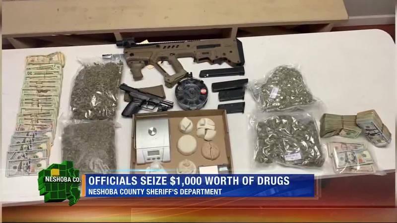 Neshoba deputies continue to fight war on drugs