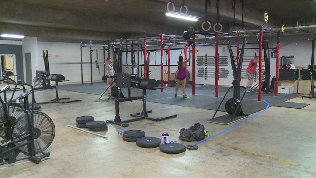 Gyms Re Open In Meridian With New Rules