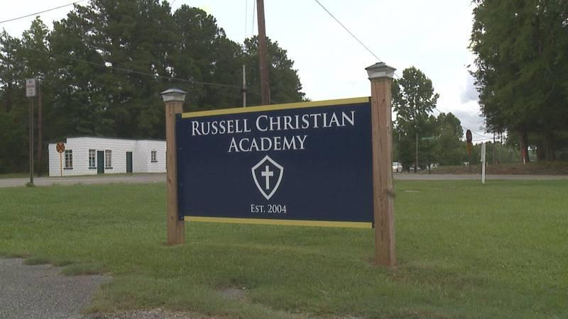 Russell Christian Academy