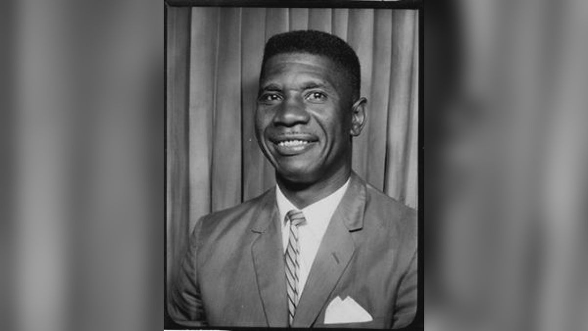 Medgar Evers (Source: Alcorn State University)
