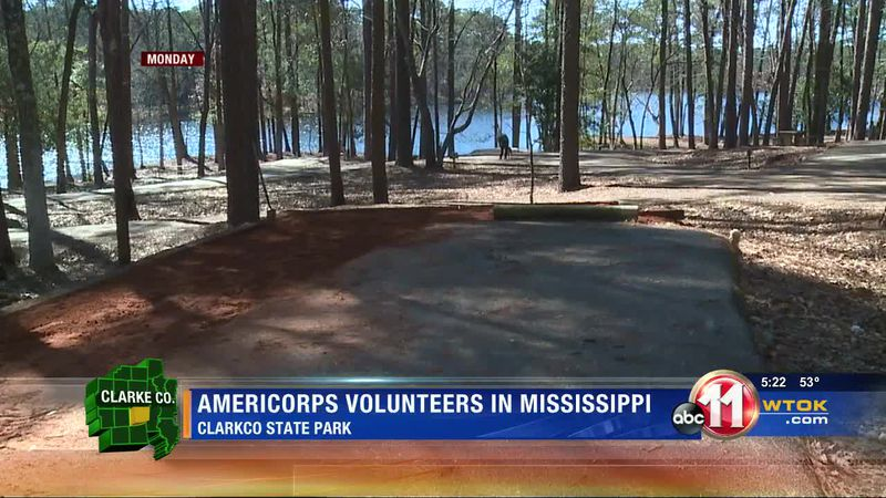 Group working to make Clarkco State Park a better place for visitors
