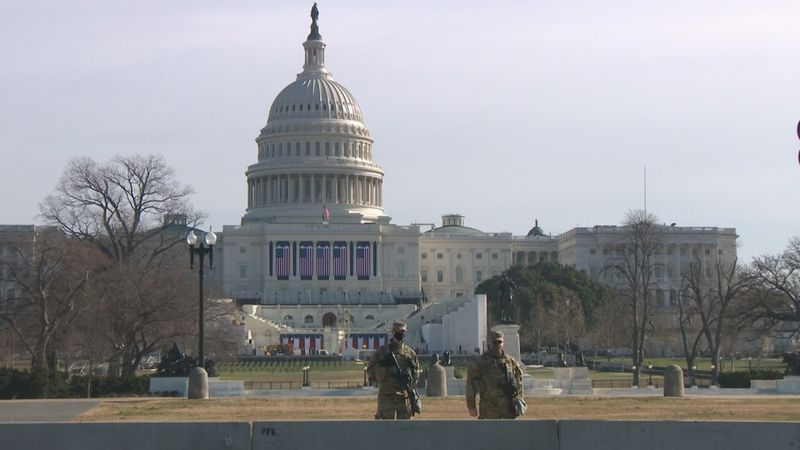 Inauguration preview locally.