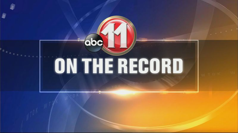 WTOK On the Record Intro GFX