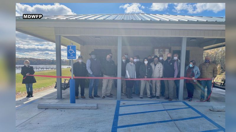 New MDWFP office opens at Neshoba Lake