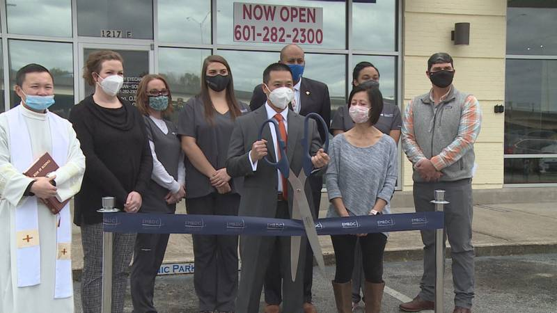 Primary Eye Care of Meridian has expanded and added a new location on Frontage Road.