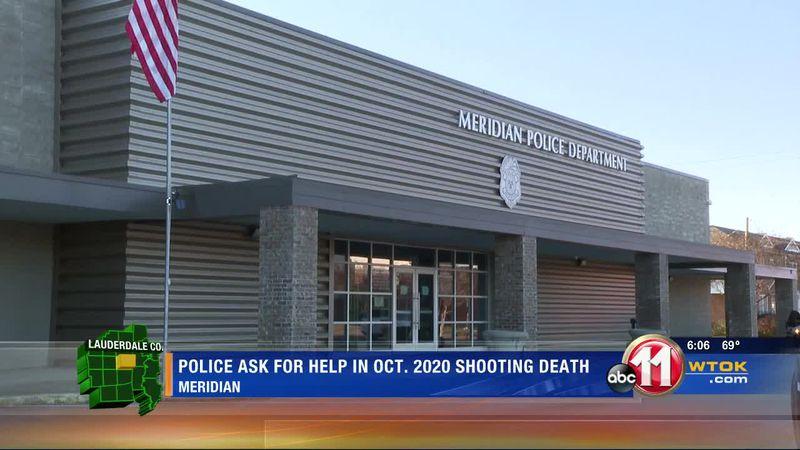 Police seek leads in Oct. 2020 fatal shooting