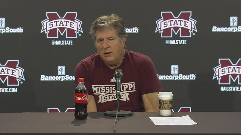 Coach Leach held his weekly press conference where he reacts to MSU's win over NC State