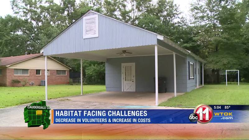Habitat for Humanity facing stern challenges during COVID