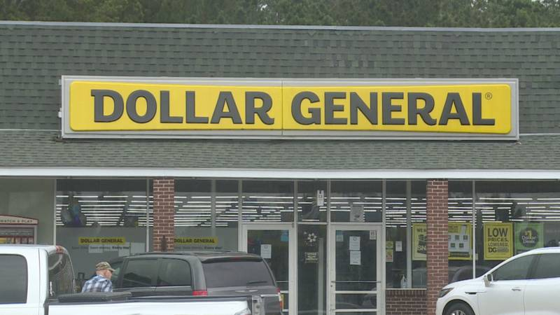 Two children saved from hot car outside Dollar General.