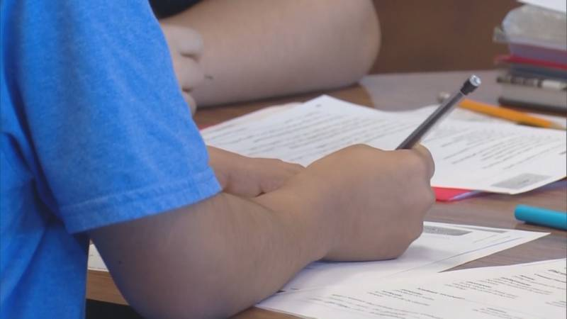 Parents of local students are ready for their kids to return to learning but have some worries...