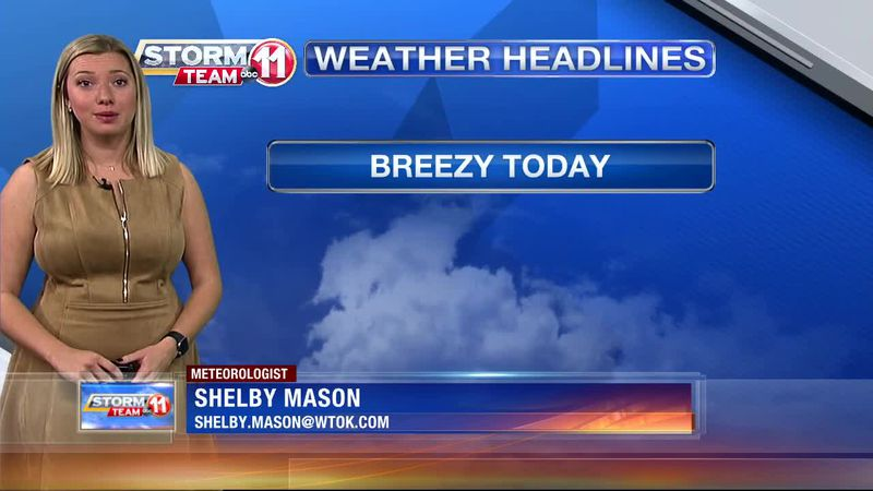 Today's Weather - Shelby Mason - Cyber Monday -November 30th, 2020