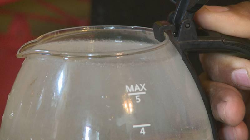 Murky water raises concern in York.
