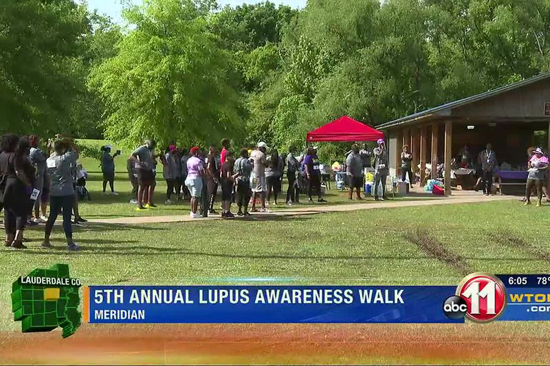 Lupus Awareness Walk
