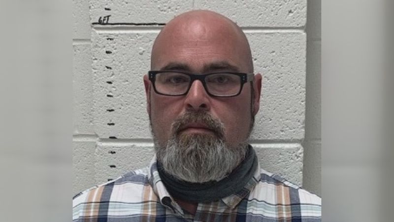 Henry Gruno, the former director of Mississippi Veterans Cemetery in Newton, was arrested after...