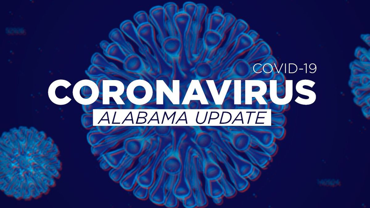 The Alabama Department of Public Health reports there were 589 new confirmed cases added Friday.