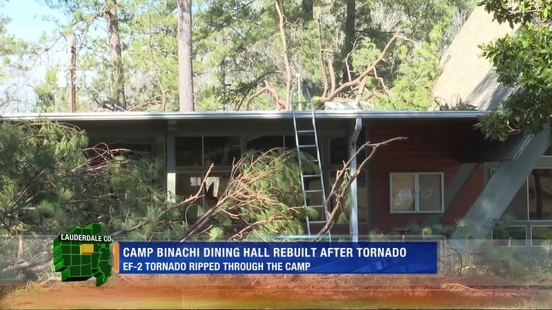 Camp Binachi Rebuild