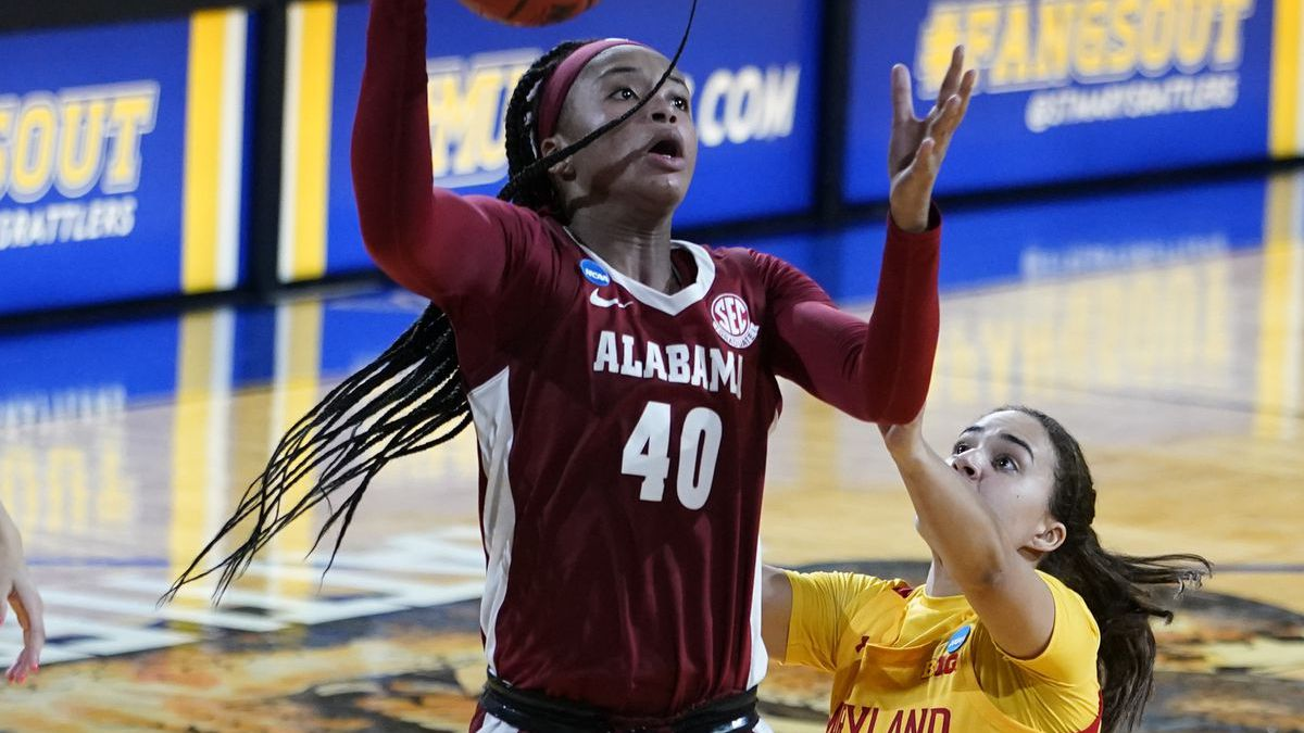 Bama women eliminated from NCAA Tournament