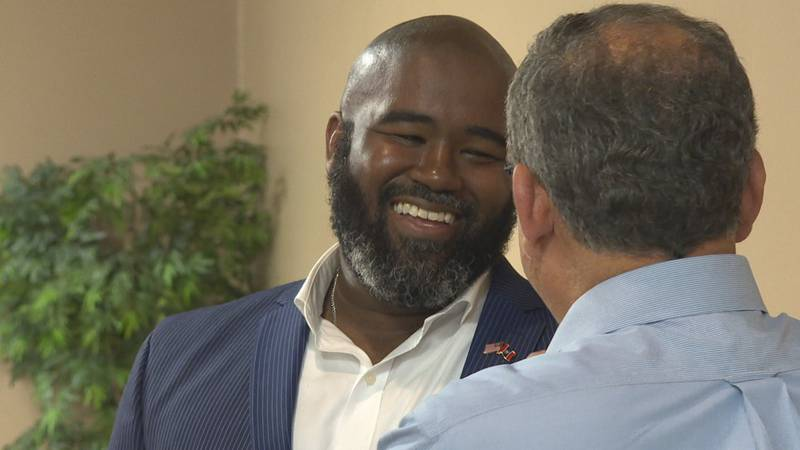 Newscenter 11 caught up with the new person that will be representing Ward 3 in Meridian.