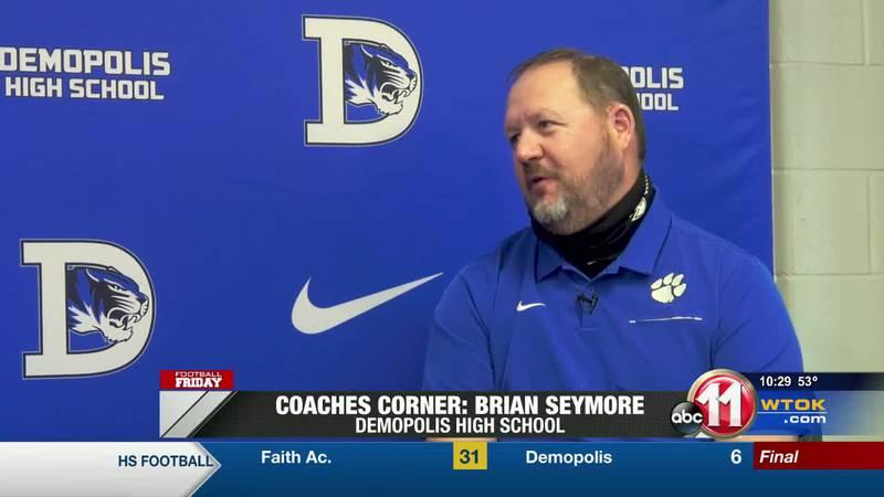 Coaches Corner: Coach Brian Seymore (Demopolis Tigers)