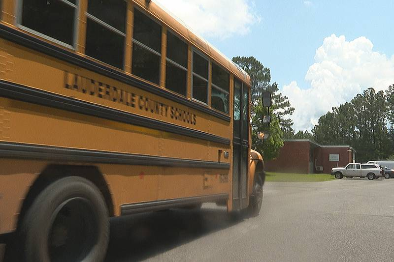 The Lauderdale County sheriff's department is partnering with the Lauderdale County School...