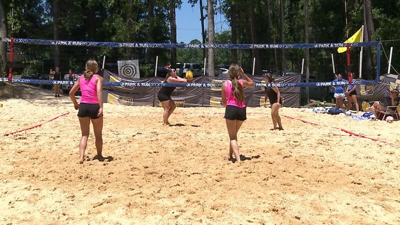 State Games of Mississippi adult volleyball 2020 competition