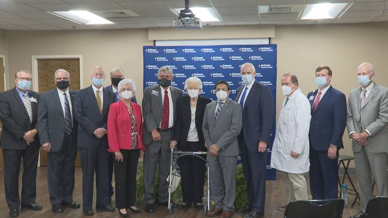 Rush Health Systems and Ochsner Health announced the signing of a shared mission agreement that...