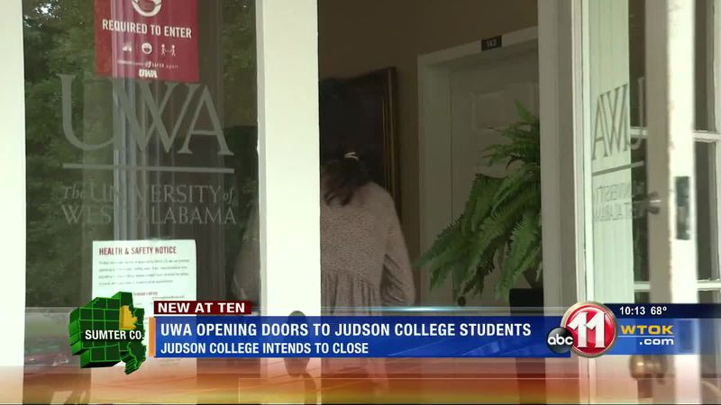 UWA opening doors to Judson College students