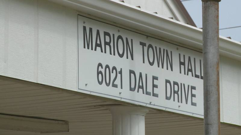 Marion mayoral elections